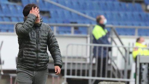 """""""Hatten Glück, dass es beim 1:1 blieb"""": Die Stimmen zur 96-Niederlage gegen Heidenheim"""