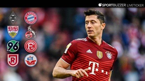 Pokal-Konferenz im Liveticker mit Gladbach gegen Bayern und Stuttgart gegen Köln