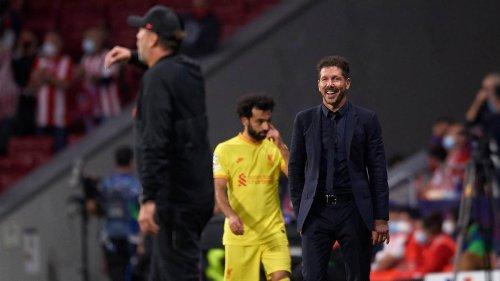 Atletico-Trainer Diego Simeone erklärt: Darum verweigerte ich Jürgen Klopp den Handschlag