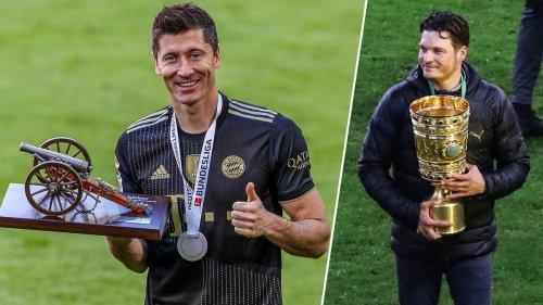"""""""Kicker""""-Umfrage unter Profis: Lewandowski Spieler der Saison - Terzic bester Trainer"""