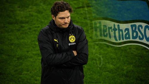 Bericht: Hertha kassiert Absage von Ex-BVB-Trainer Terzic