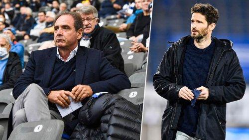 """""""Es ist eine Extremsituation"""": Hertha-Bosse sprechen über Corona-Quarantäne"""