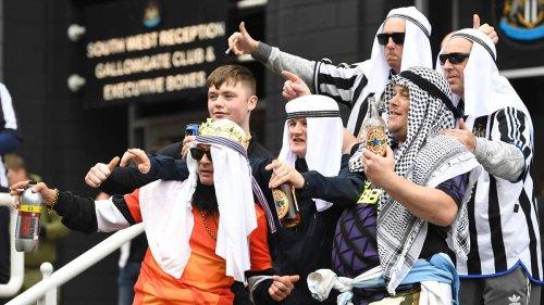 Newcastle United appelliert nach Saudi-Übernahme an Fans: Keine arabische Kleidung im Stadion