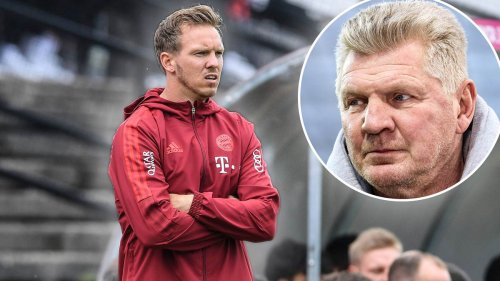 """""""Der Druck ist enorm"""": Effenberg nimmt Bayern-Coach Nagelsmann in die Titel-Pflicht"""