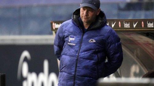 """Hertha-Trainer Dardai über Corona-Infektion: """"Nie gedacht, dass ich es bekomme"""""""