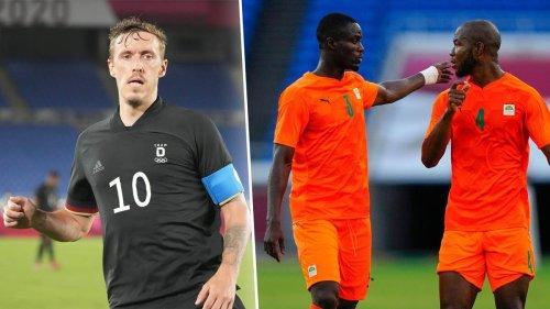 Olympia: So seht ihr Deutschland gegen die Elfenbeinküste live im TV und Online-Stream