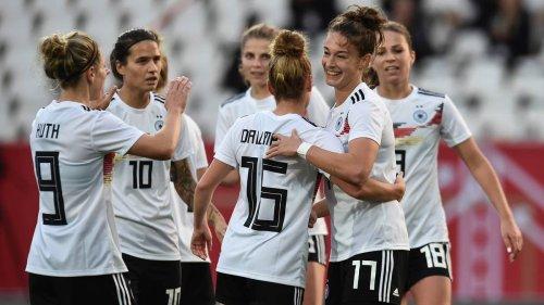 Gruppen für EM 2022 fix: DFB-Frauen treffen auf Dänemark, Spanien und Finnland