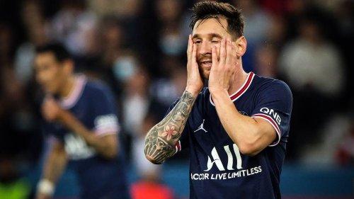 """Auswechslung von Lionel Messi sorgt rund um PSG für hitzige Debatten: """"Wird es Spuren hinterlassen?"""""""