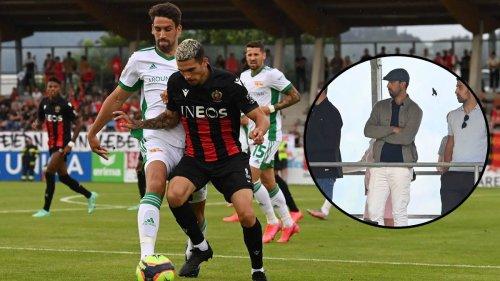 Union Berlin mit 2:0 gegen Nizza - Sami Khedira sieht Tor von Bruder Rani