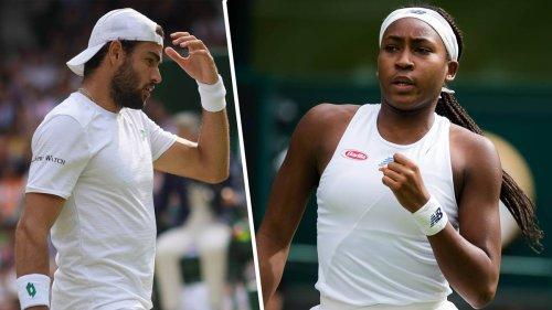Matteo Berrettini sagt ab, Cori Gauff hat Corona: Zwei weitere Tennisstars fehlen bei Olympia