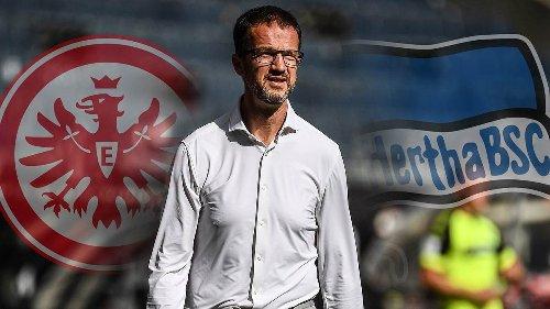 Bobic rechtfertigt Frankfurt-Abschied – Hertha-Vertrag auch für die 2. Liga gültig