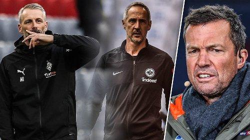 Trainer-Rochade vor Saisonende: Matthäus kritisiert Rose und Hütter