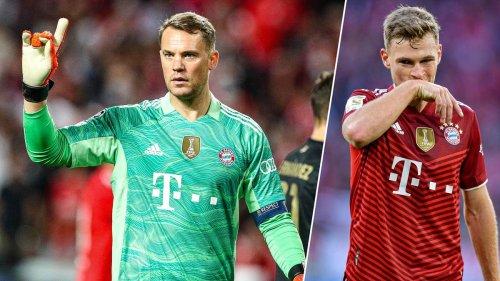 """Bayern-Kapitän Neuer reagiert auf Kimmich-Aussagen: Impfung """"unabdingbar"""""""