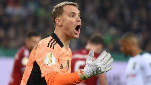 """""""Darf uns so nicht passieren"""": Neuer fordert """"Reaktion"""" nach Pokal-Debakel"""