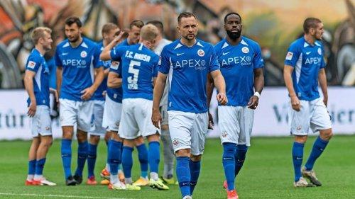 FC Hansa Rostock: Mehr Frust als Freude