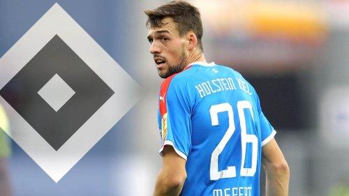 Perfekt: HSV verpflichtet Meffert von Holstein Kiel