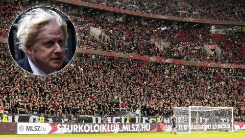 """""""Schändliches Verhalten"""": Johnson verurteilt rassistische Beleidigungen bei England-Spiel"""