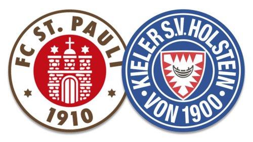 FC St. Pauli - Holstein Kiel: Liveticker rund um das Spiel