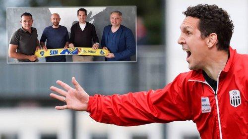 Nach Rauswurf in Linz: Ex-96-Raubein Pogatetz ist jetzt Co-Trainer in St. Pölten