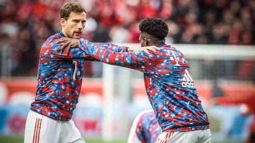 Bayern-Aufstellung fix: Goretzka und Davies gegen Gladbach zurück in der Startelf