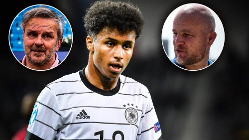 """Hamann und Schröder raten Adeyemi zu BVB-Wechsel: """"Liegt ihm mehr"""""""