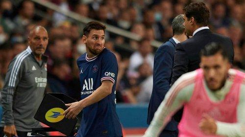 Messi-Auswechslung sorgt für Ärger: PSG-Trainer Pochettino rüffelt Superstar