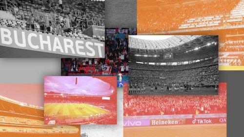 Budapest ausverkauft, 45.000 Fans in Wembley: Die Zuschauer-Zahlen im Achtelfinale