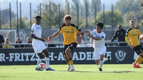 Heinz Mörschel will seinen Platz in der Startelf von Dynamo Dresden verteidigen
