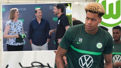 Wolfsburg im Trainingslager: Van Bommel trifft Foda, Pohlmann wechselt, Nmecha II ist da