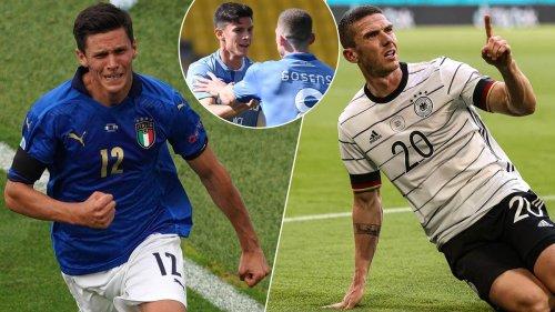 Nach Gosens-Gala gegen Portugal: Italien-Torschütze reagiert