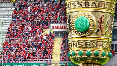 DFB-Pokal: So viele Zuschauer lassen die Vereine bei der ersten Runde ins Stadion