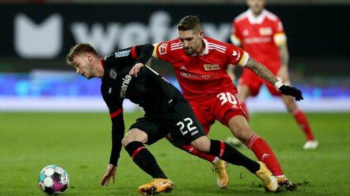 Bayer Leverkusen gegen Union Berlin live im TV und Online-Stream sehen