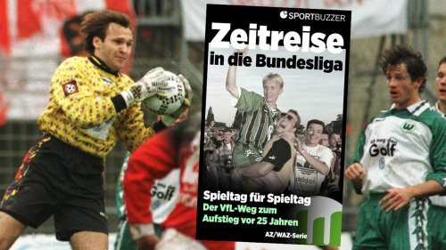 Wolfsburger Zeitreise in die Bundesliga (8): Reimann hadert mit den Fans