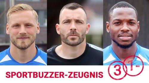 Hansa Rostock in Noten: Die Einzelkritik zum Spiel gegen Hannover 96