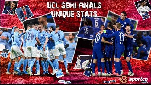 Champions League Semi-final: Unique stats and Records