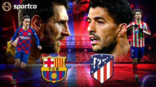 FC Barcelona vs Atletico Madrid: Match Preview | Head-to-Head | Team News | Prediction