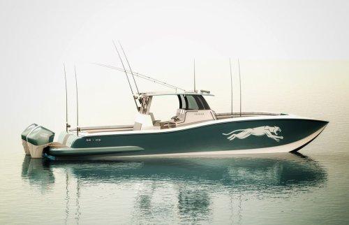 Jaguar Offshore 37 First Glance