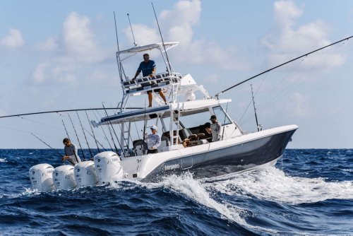 Everglades 455cc Boat Review