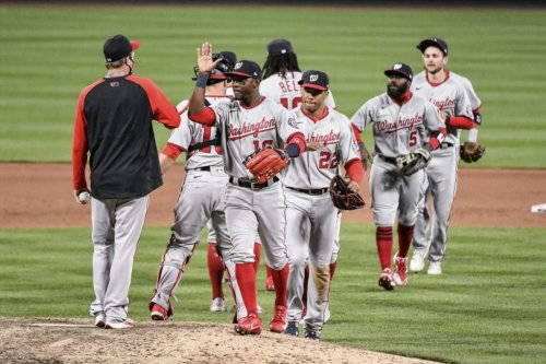 Nationals Still Tumbling Down From 2019 World Series Peak