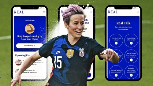 Megan Rapinoe, Vikings' Kendricks Invest in Mental Health Startup