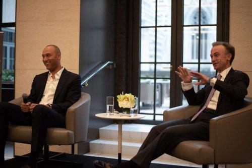 Derek Jeter Joins Board Of Rockefeller Capital Management