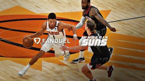 Phoenix Suns, FanDuel to Build Sportsbook in NBA Arena