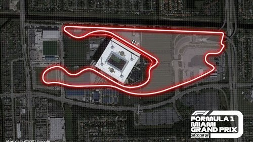 Formula One Announces Arrival of Miami Race in 2022