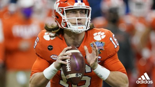 Trevor Lawrence Is Signing With Adidas, Joining Mahomes, Rodgers