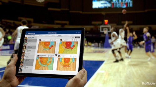 ShotTracker Raises $11 Million With Sights Beyond College Basketball Analytics