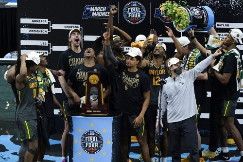 Baylor's Title Win Caps a Mad Month of NCAA Tournament Business