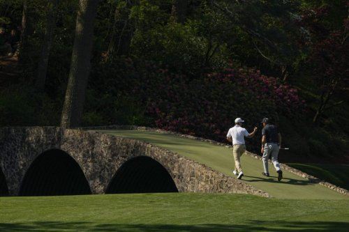 Nantz's CBS Masters Ties 'A Tradition Unlike Any Other'