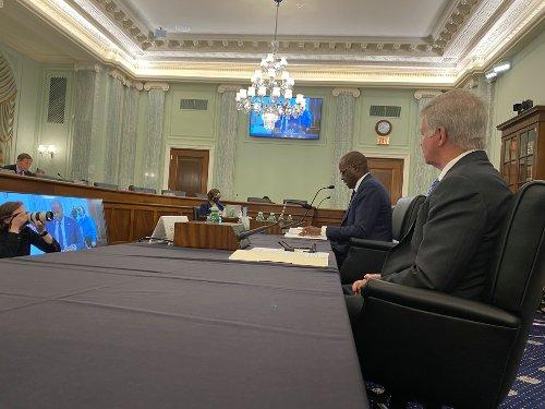McCann: What It Was Like to Testify Before the Senate on NIL