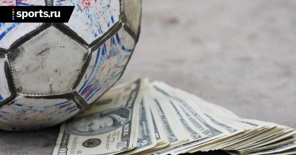 Деньги в спорте - cover