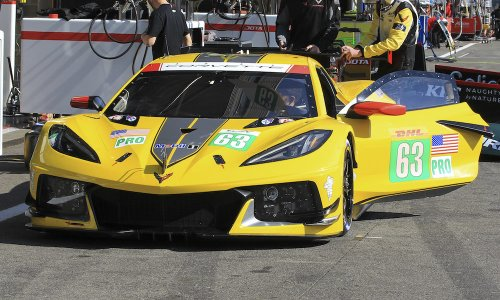 """Corvette C8.R in """"Better Spot"""" for Second GTE-Pro Outing"""